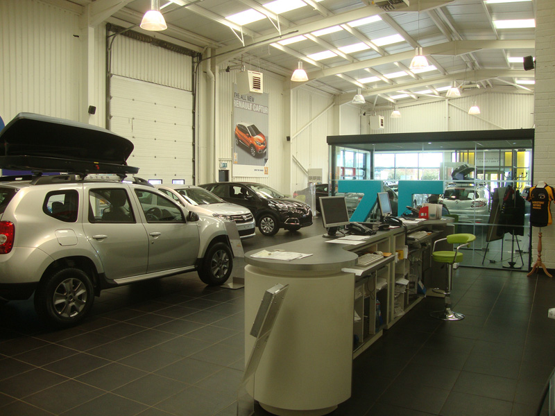 blackstone motors dublin brent architect